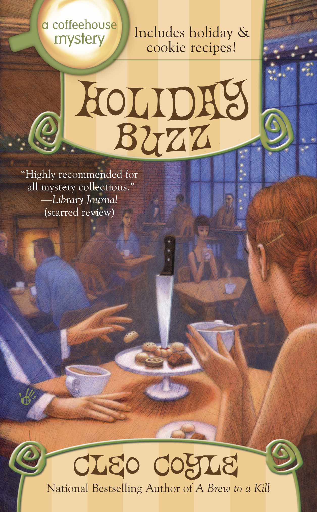 About the Coffeehouse Mystery Books | CoffeeHouseMystery com